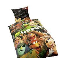 Bettwäsche Walt Disney Muppets 135x200 Baumwolle Renforce NEU OVP Muppets Show