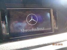 2010-2016 Mercedes-Benz W212 E350 E550 CDI E63 navigation radio screen monitor