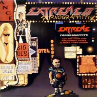 LP 33 Extreme ‎Pornograffitti (A Funked Up Fairytale) A&M Rec ‎395 313-1 eu 1990