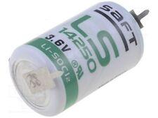 Pila Cilíndrica 3 6v/1200 mAh Ls14250 Saft PCB