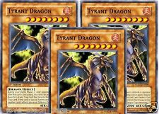 Tyrant Dragon 1ST X 3 Structure Deck: Rise of the Dragon Lords  SDRL-EN009