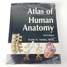 Atlas of Human Anatomy 3rd. edition Frank H. Netter M.D.