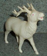 Vintage Christmas Celluoid Standing Deer Elk Japan