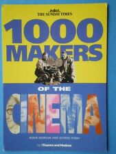 POSTCARD  BOOK COVER - THE SUNDAY TIMES 1000 MAKERS OF THE CINEMA