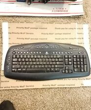 Logitech Y-RQ53 Cordless Keyboard RT7R31 *No Receiver/Dongle*