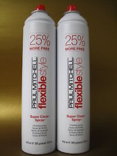 PAUL MITCHELL SUPER CLEAN SPRAY 12.5 OZ PACK OF 2