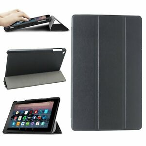 """For Amazon Kindle Fire HD 8 2020 10"""" Case 7"""" Oasis 2019 Slim Leather Smart Cover"""
