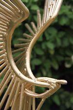 1960's Curtis Jere Mid-Century Modern Brutalist Golden Eagle Art Sculpture