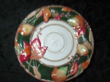 Fitz and Floyd Huntington Autumn Fall Thanksgiving Ceramic Serving Plate platter
