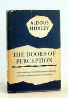 Aldous Huxley 1st Ed 1954 The Doors of Perception Psychedlic Drug Use HC w/DJ