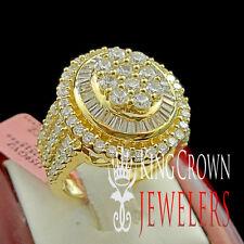 DESIGNER REAL 925 SILVER FEMALE 14K PRINCESS CUT CINDERELLA 6CT LAB DIAMOND RING