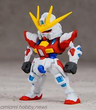 GASHAPON GUNDAM CONVERGE S.20 Build Burning Gundam
