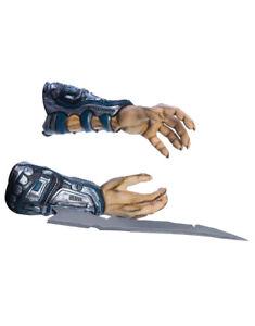 Mens Predator 2018 The Predator Movie Latex Hands