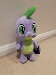 My little pony build a bear Spike the dragon