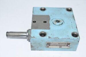 Parker Denison S23-12734-0 S/N 3775 Hydraulic Manifold Valve Part