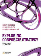 Exploring Corporate Strategy with Companion Website Student Access-ExLibrary