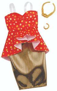 MATTEL® FND47, GHW81 Barbie Fashions Komplettes Outfit #8, NEU & OVP