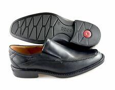 Men's ECCO 'Windsor' Black Leather Loafers Size US 6 EUR 40