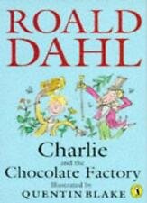Charlie and the Chocolate Factory,Roald Dahl, Quentin Blake- 9780140371543