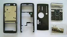 Black Housing cover fascia faceplate facia case for Sony Ericsson K850 K850i -00