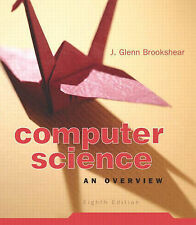 Computer Science: An Overview: International Edition, Brookshear, J. Glenn, Used