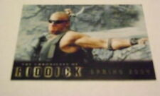 Rare Mint Promo Card The Chronicles Of Riddick P1