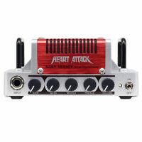 Hotone Nano Legacy Heart Attack Mini 5 Watt Compact Guitar Amp Head 3 Band NLA-3
