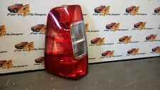 Passenger Rear Drivers Tail Light Fits NP300