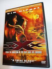 Xxx (Dvd, 2002, Full Screen Special Edition) starring Vin Diesel