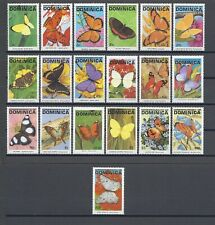 More details for dominica sg 1479/94 mnh cat £30