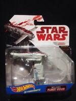 Hot Wheels Star Wars: The Last Jedi Resistance Bomber, Starship