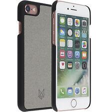 Foxwood Genuine cemento Custodia Rigida per iPhone 7/8