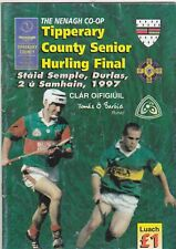 1997 Tipperary Senior Hurling County Final