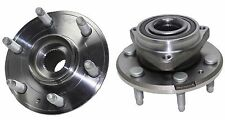 Both (2) New Front or Rear Complete Wheel Hub and Bearing Enclave Outlook w/ ABS