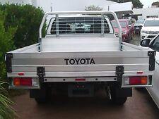 Toyota Hi lux UTE ,Flat Alloy Tray Body  Reversing System ,3 year Warranty