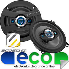 "Ats52cx 5.25/""2-Way Coaxial Car Stereo Speakers 250W TOTAL POWER"