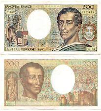 France 200 Francs P#155f (1994) Banque de France VF