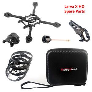 Happymodel Larva X FPV Drone Frame Kit Camera Canopy Antenna with Storage Bag
