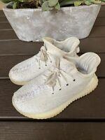 Adidas Yeezy Boost 350 v2 Cream Triple White Kids Baby Toddler Sneakers 8k GU