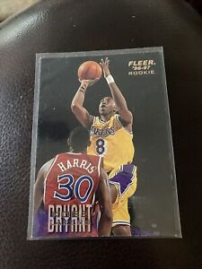 Kobe Bryant Fleer Rookie Card