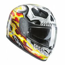 Hjc Casco Fg-st Marvel Integrale Ghost Rider Mc1 M