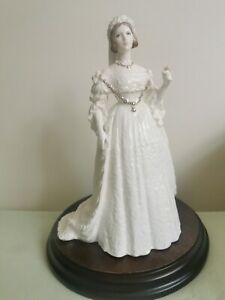 Coalport Compton And Woodhouse Limited Edition Queen Victoria Figurine