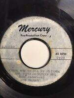 Rare 1960s Roy Drusky Country Acetate Single On Mercury