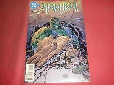 MAN-BAT #2 Batman Spin-Off Chuck Dixon   DC Comics 1996  NM