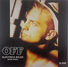 """12"""" MAXI-OFF-ELECTRICA SALSA (BABA BABA) - k2993-ZYX Records"""