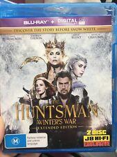The Huntsman - Winter's War ex-rental BLU RAY (2016 adventure movie)