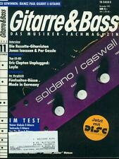 Gitarre & Bass 1992/11 (Paul Gilbert)