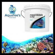 Seachem Malawi Victoria Buffer 4KG TUB Raises KH pH 7.8 - 8.4 Aquarium Fish Tank