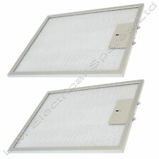 2 x Cooker Hood Oven Extractor Fan Grease Filter For Hygena APP2513 APP2420
