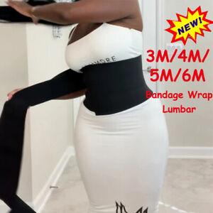 Snatch Me Up Tummy Wrap Belt Resistance Bands Body Shaper Fajas Control Strap